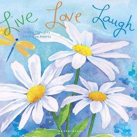 Graphique de France Live Love Laugh Kalender 2020