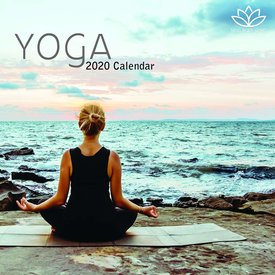 The Gifted Stationery Yoga Kalender 2020