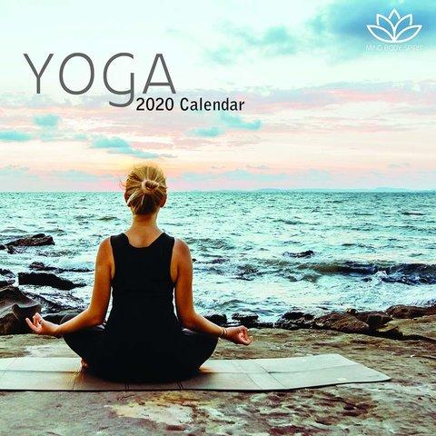 Yoga Kalender 2020