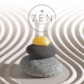Carousel Zen Kalender 2020