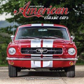 Avonside American Classic Cars Kalender 2020