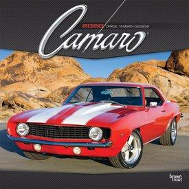 Browntrout Camaro Kalender 2020