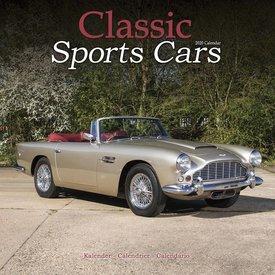 Avonside Classic Sports Cars Kalender 2020