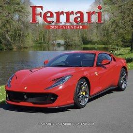 Avonside Ferrari Kalender 2020
