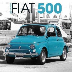 Avonside Fiat 500 Kalender 2020