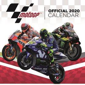 Pyramid Motorsport - MotoGP Kalender 2020
