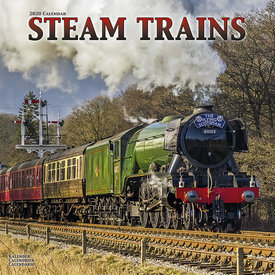 Avonside Steam Trains Kalender 2020