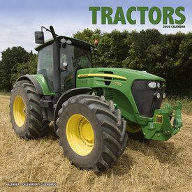 Avonside Tractor - Tractors Kalender 2020