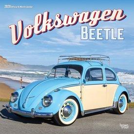Browntrout Volkswagen Beetle Kalender 2020