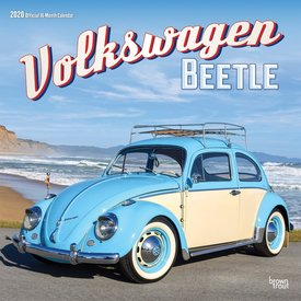 Browntrout Volkswagen Käfer Kalender 2020