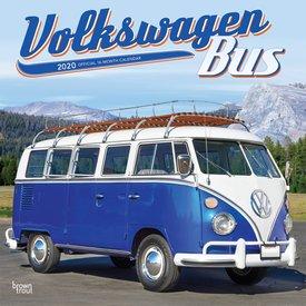 Browntrout Volkswagen Bus 2020 Kalender