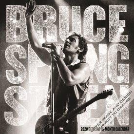 Browntrout Bruce Springsteen Kalender 2020