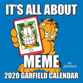 Andrews McMeel Garfield Kalender 2020