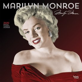 Browntrout Marilyn Monroe Kalender 2020