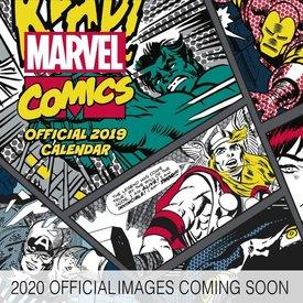 Danilo Marvel Comics Classic Kalender 2020