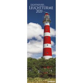 teNeues Lighthouses King Size Kalender 2020