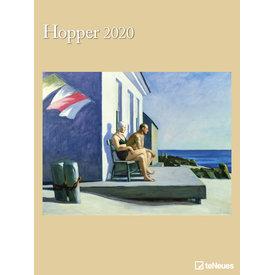 teNeues Edward Hopper Posterkalender 2020