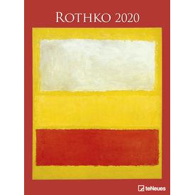 teNeues Mark Rothko Plakatkalender 2020