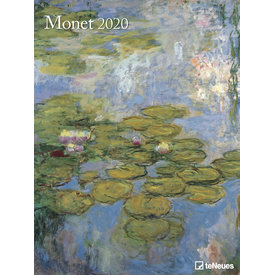 teNeues Claude Monet Posterkalender 2020