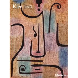 teNeues Paul Klee Posterkalender 2020