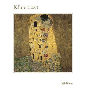 teNeues Gustav Klimt Posterkalender 2020