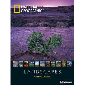 teNeues Landscapes NG Posterkalender 2020