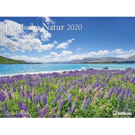 teNeues Poetic Nature Posterkalender 2020