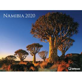 teNeues Namibië - Namibia Posterkalender 2020