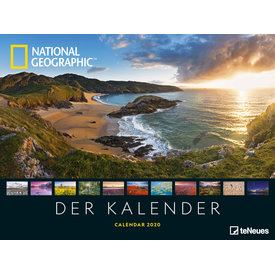 teNeues Der Kalender NG Posterkalender 2020