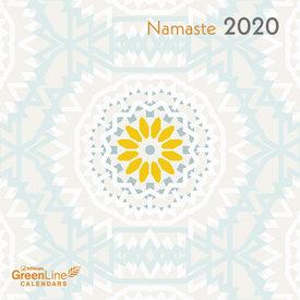 teNeues Namaste Lifestyle Mini Kalender 2020