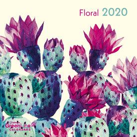 teNeues Floral Mini Kalender 2020