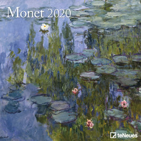 teNeues Claude Monet Kalender 2020