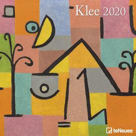 teNeues Paul Klee Kalender 2020