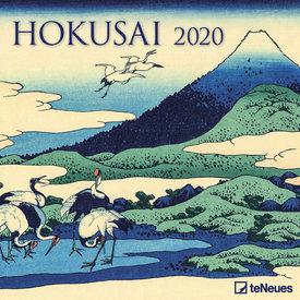 teNeues Hokusai Kalender 2020