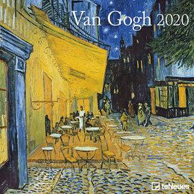 teNeues Vincent van Gogh Kalender 2020