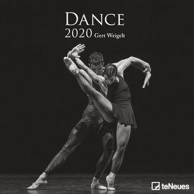 teNeues Balletttänzer - Dance Kalender 2020