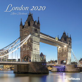 teNeues Londen - London Kalender 2020