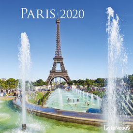 teNeues Parijs - Paris Kalender 2020