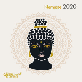 teNeues Namaste Kalender 2020