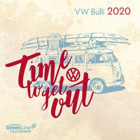 teNeues Volkswagen - VW Bulli Kalender 2020