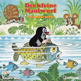 teNeues Het Molletje - The Mole Kalender 2020