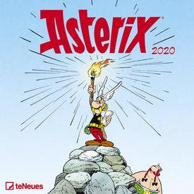 teNeues Asterix Kalender 2020