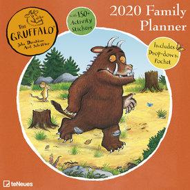 teNeues Gruffalo Familieplanner 2020