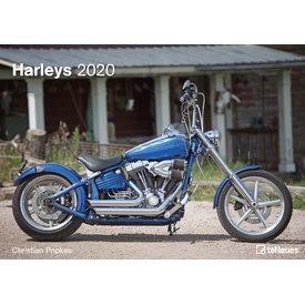 teNeues Harleys Kalender 2020