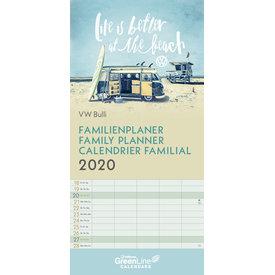 teNeues Volkswagen - VW Bulli Familieplanner 2020