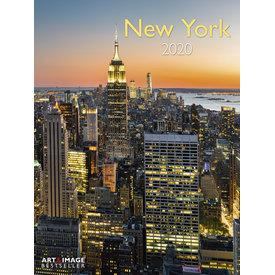 teNeues New York Art & Image Posterkalender 2020