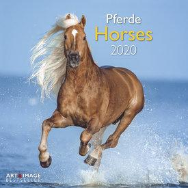 teNeues Paarden - Horses Kalender 2020