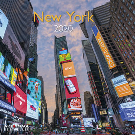 teNeues New York Kalender 2020 incl. jaarposter