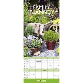 teNeues Gardens Familieplanner 2020