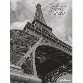 teNeues Paris Posterkalender 2020